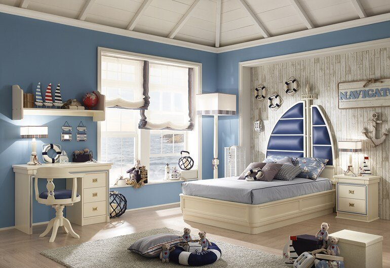 10 tips for designing children's rooms - HomeWorldDesign 7