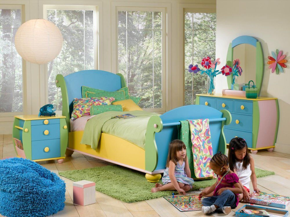 10 tips for designing children's rooms - HomeWorldDesign