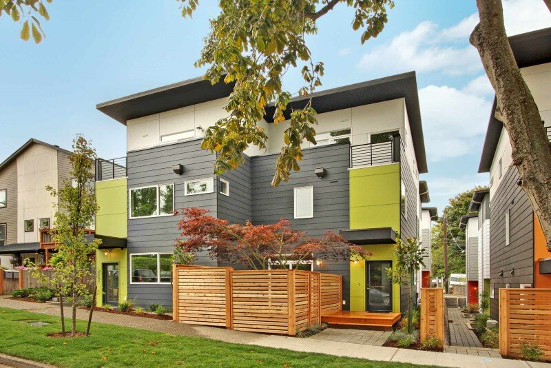 Green architecture in Seattle / by Isola Homes