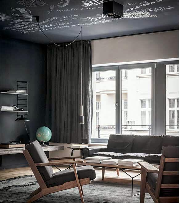 Luxury Apartment: Meet The Edgy, James Bond-Worthy Apartment Of Your Dreams