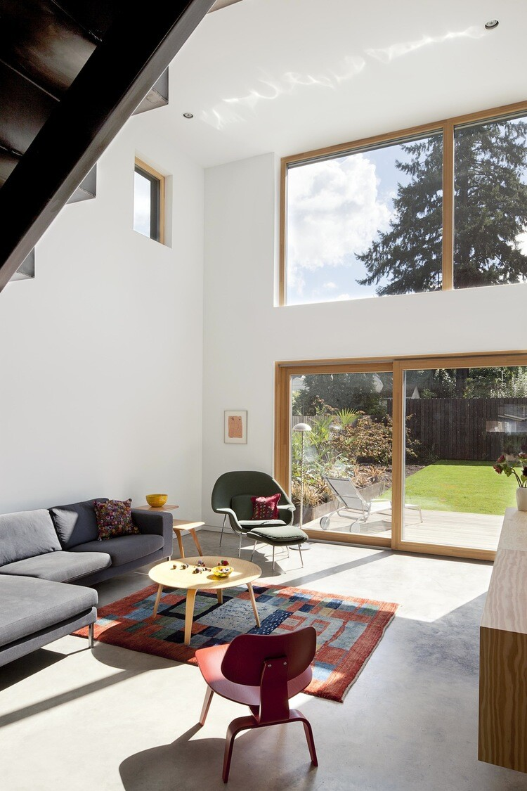 Skidmore passivhaus by in situ architecture - Living room definition architecture ...