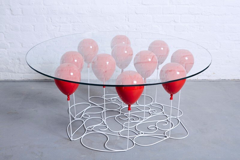 Up Balloon Coffee Table Round by Duffy London - HomeWorldDesign (3) (Custom)