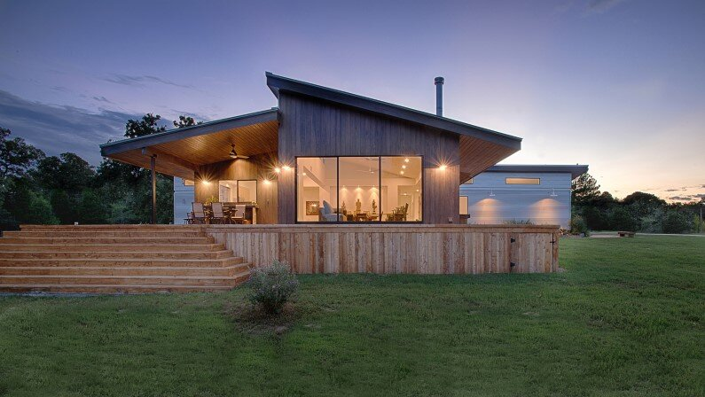Horizon House by Matt Fajkus Architecture