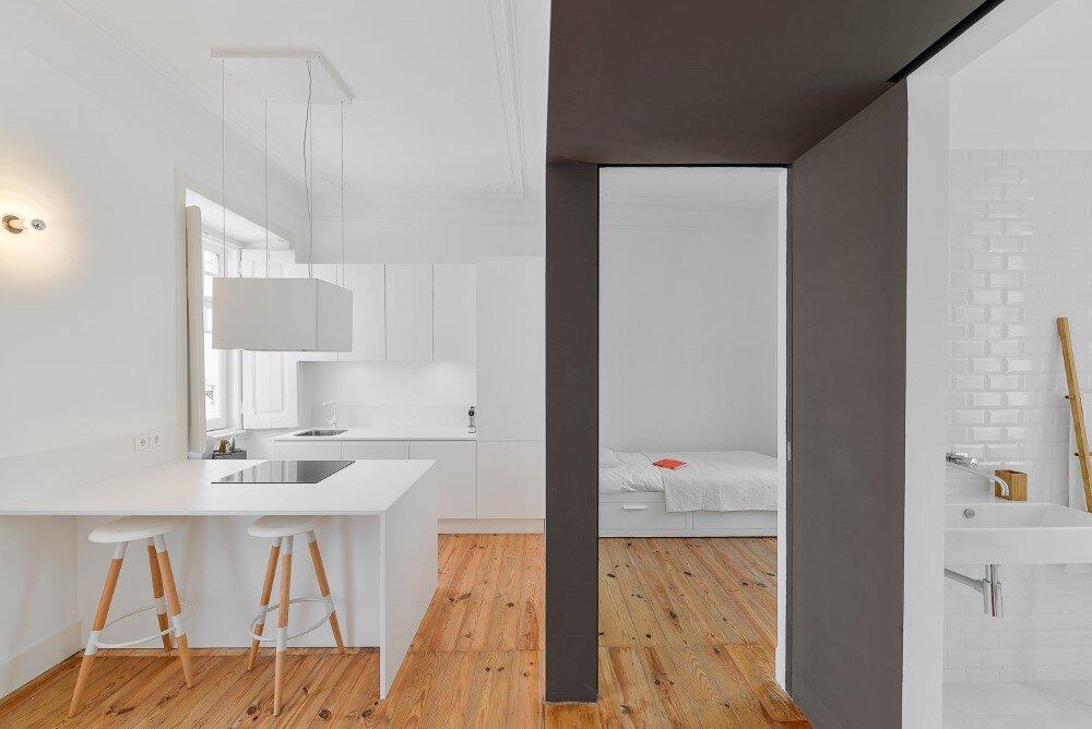 House Mouraria minimal and modern in a historic neighbourhood in Lisbon - HomeWorldDesign  (24)