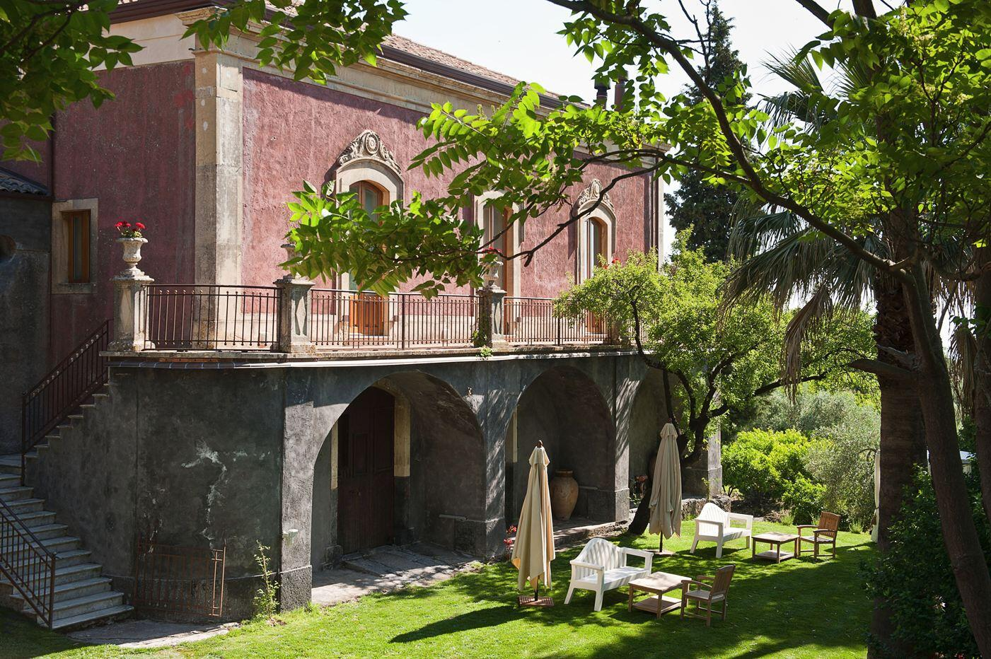 Boutique Hotels Palermo Sicily