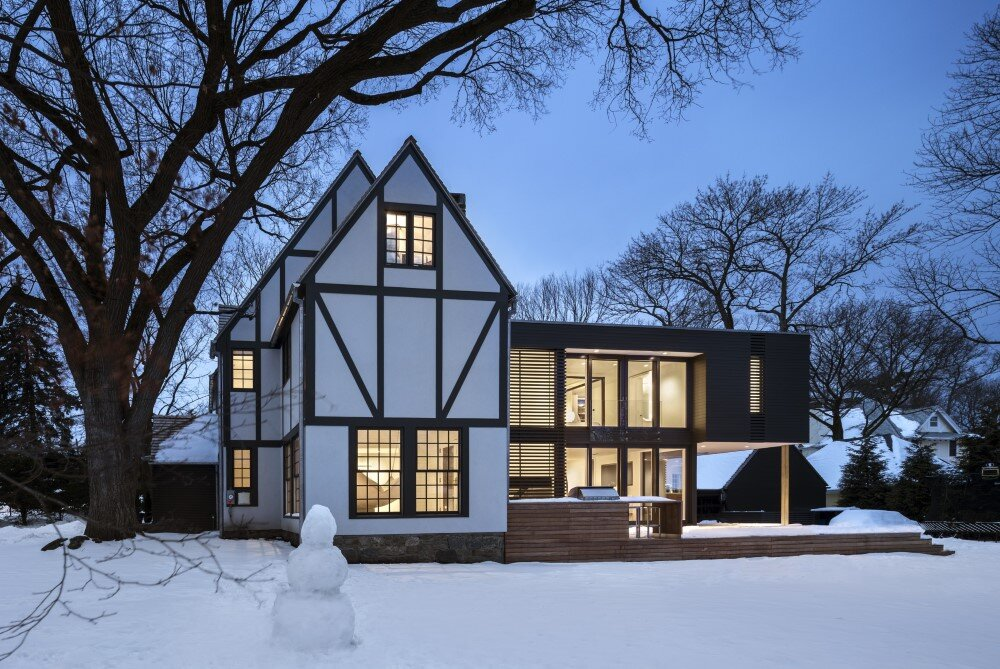 Tudor residence restoration and extension project developed by Moore & Partners Architects JOEB - HomeWorldDesign (19) (Custom)