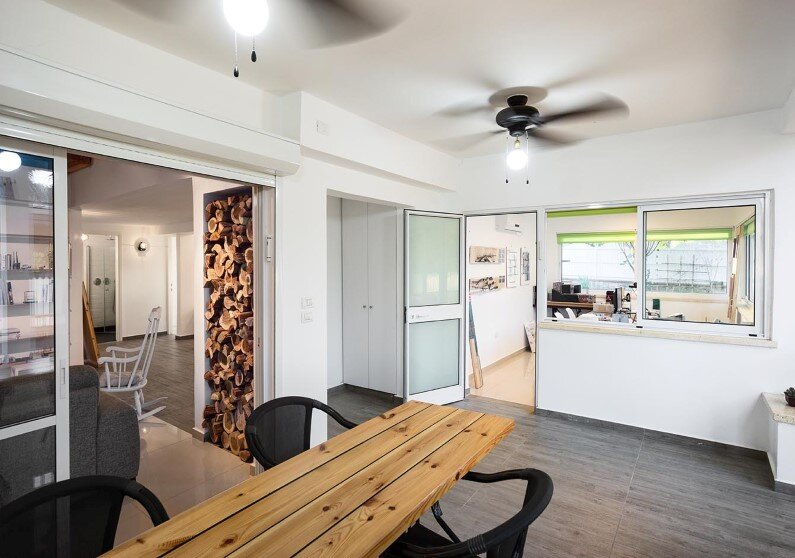 A House in a Moshav redesigned by Rotem Guy - Israel