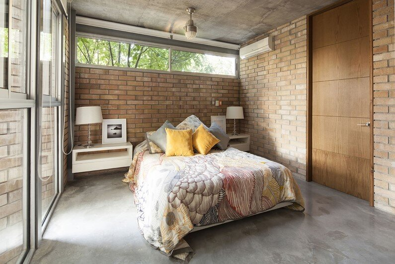 Bedroom design - Garza Camisay Arquitectos