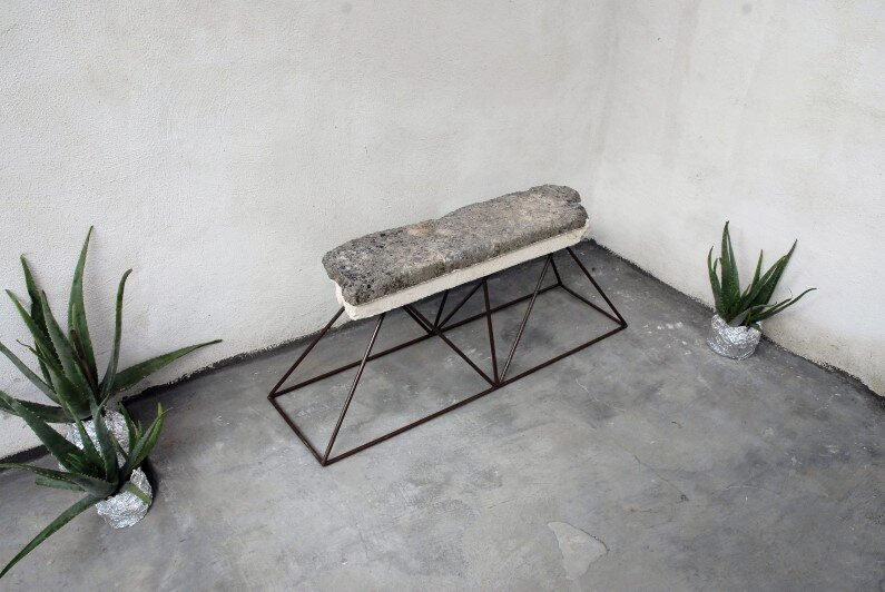 Calcarenite Series - benches