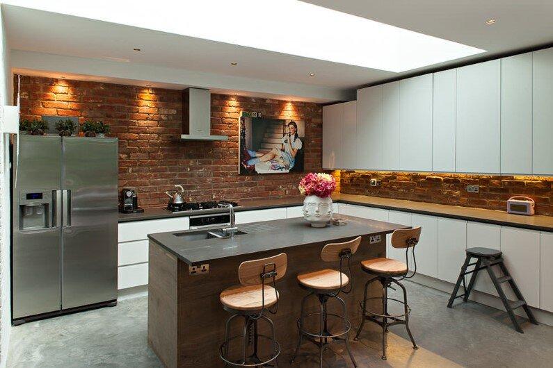 Calvin Street Loft kitchen