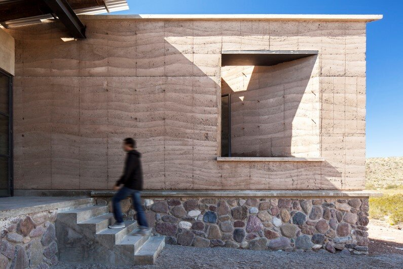 Cave House by the Mexican design studio Greenfield