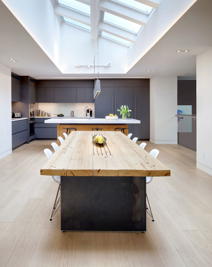 Dinning room - Mount Pleasant  by Studio Roundabout