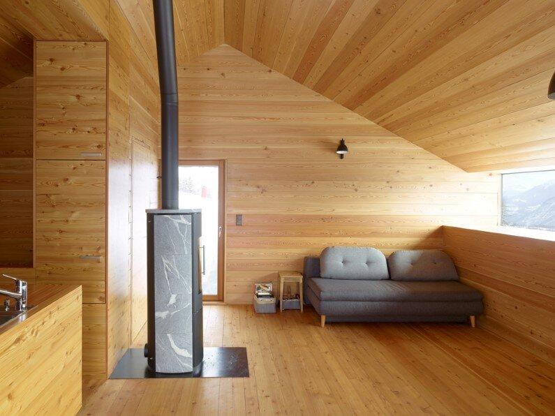 Gaudin House - Savioz Fabrizzi Architectes studio