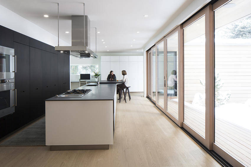 Hillsden House by Lloyd Architects Studio - interiors - kitchen design