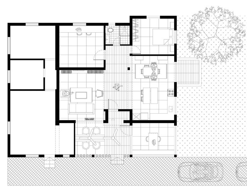 House project redesigned by Rotem Guy