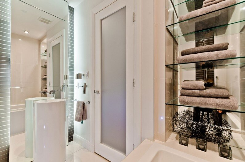 Montreal Loft modern interior design
