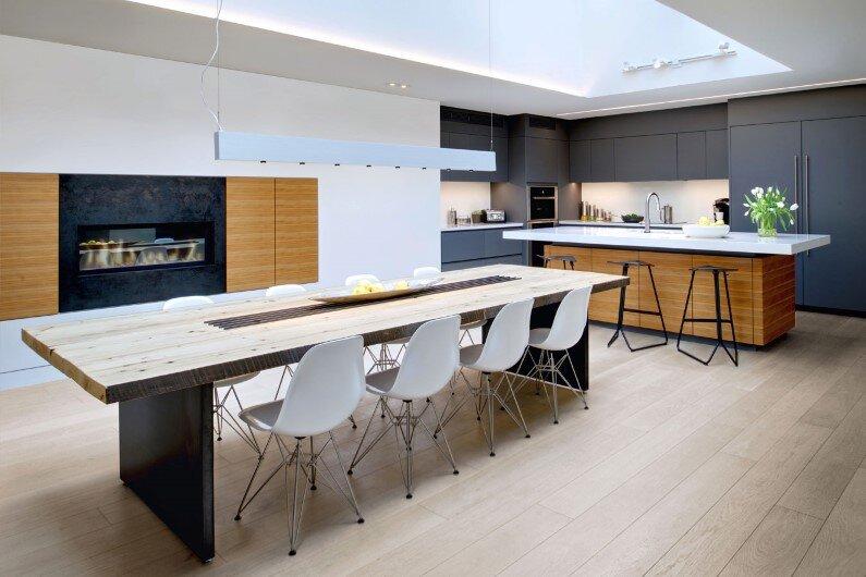 Mount Pleasant - kitchen design