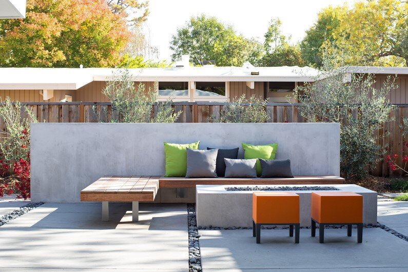 Outdoor - Contemporary garden - Klopf Architecture