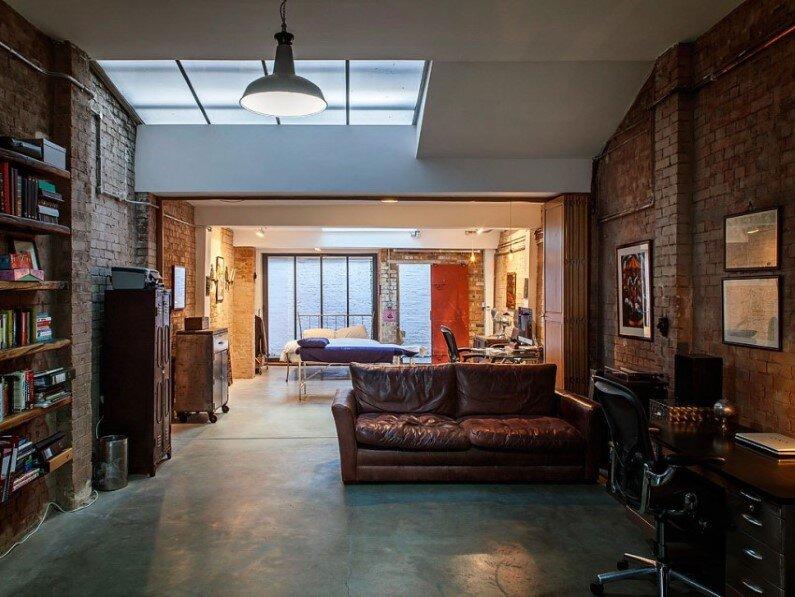 Shoreditch warehouse conversion by Chris Dyson Architects (1)