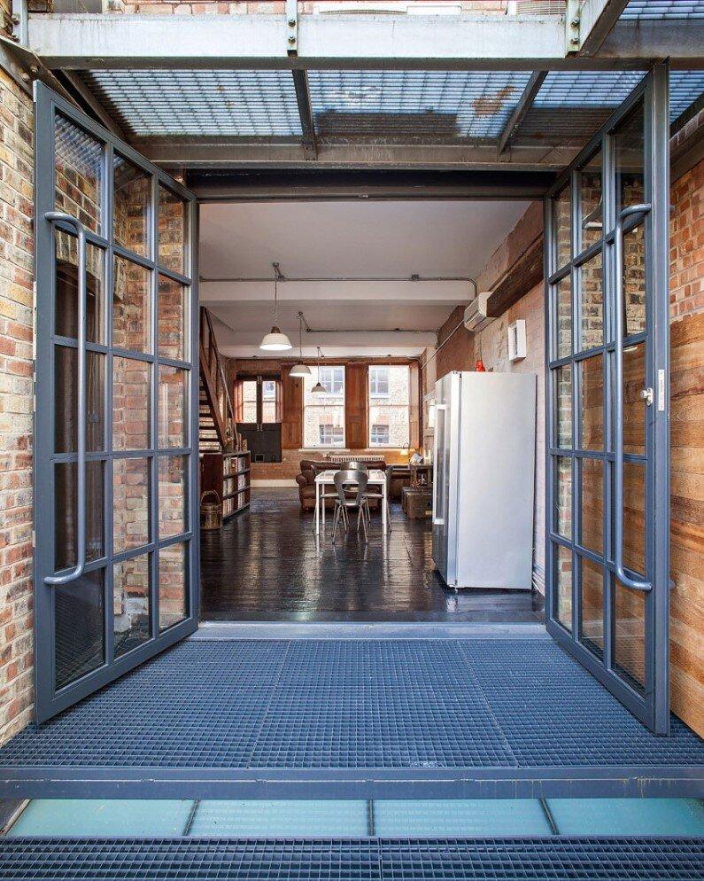 Shoreditch warehouse renovation