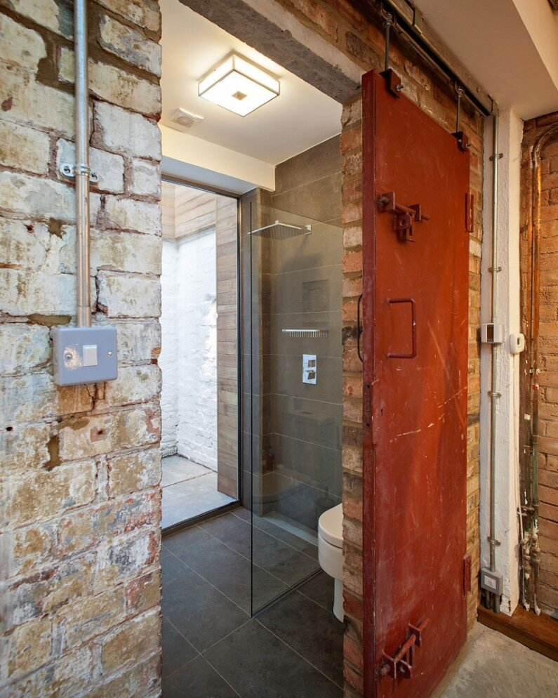 Shoreditch warehouse transformation- Chris Dyson Architects