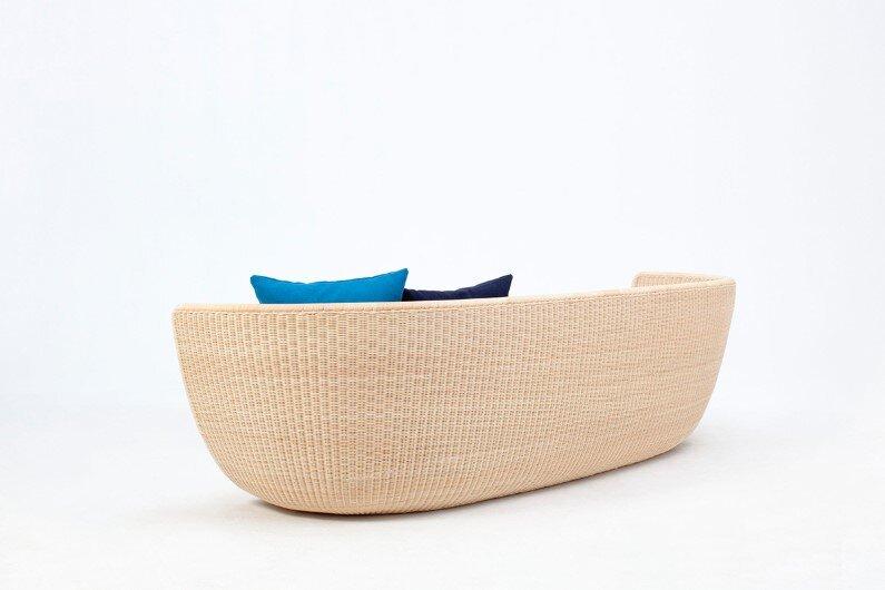 Sofa by Hiroomi Tahara