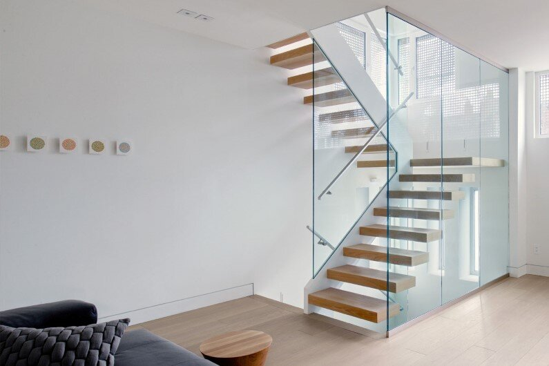 Stairs by Studio Roundabout