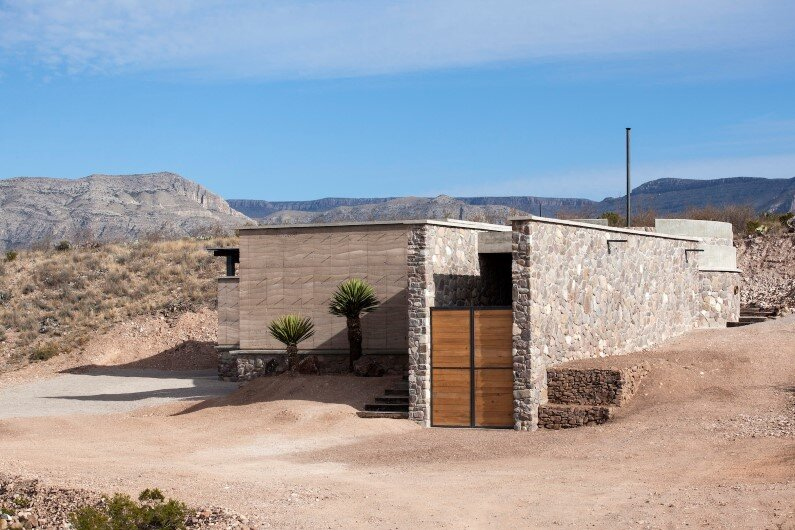 Traditional architecture by the Mexican design studio Greenfield