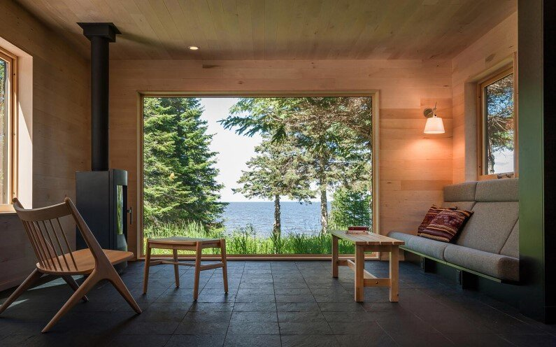 Family retreat in minnesota by salmela architect for Salmela architect