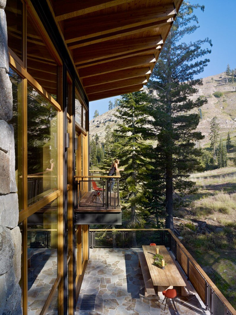 Vacation House In California Crow S Nest Residence