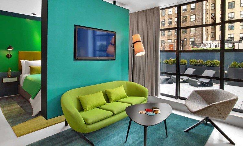 William hotel - harmony between architecture, interior design and art (1)
