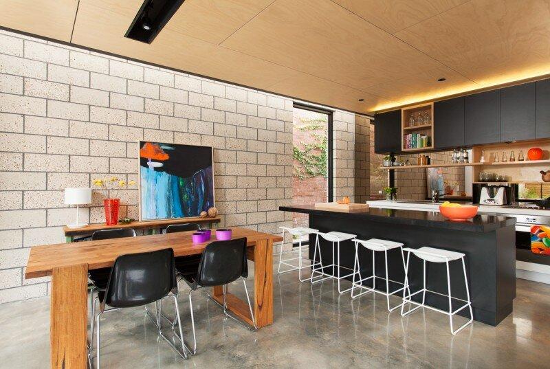 dinning room -Balaclava House - Victoria, Australia
