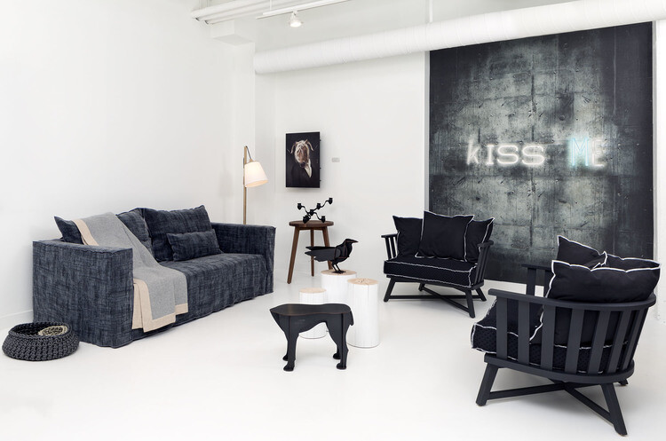 furniture, lighting, wallpaper and accessories from RAD Design, Toronto, Canada