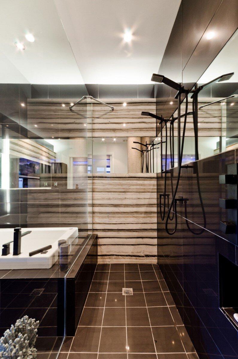 Old montreal loft spectacular project by actdesign studio - Loft design amsterdam standard studio ...
