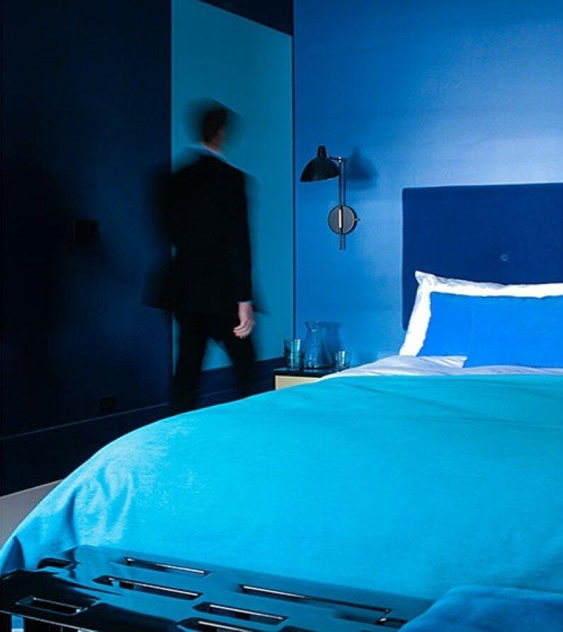 interiors-In Situ Design, Lilian B Interiors and artist William Engel