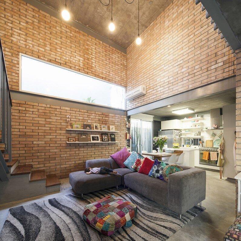 living room - Garza Camisay Arquitectos