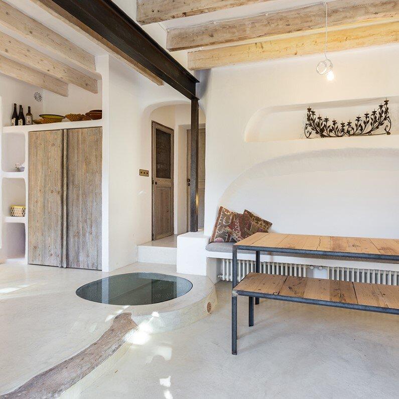 restoration  in Mallorca