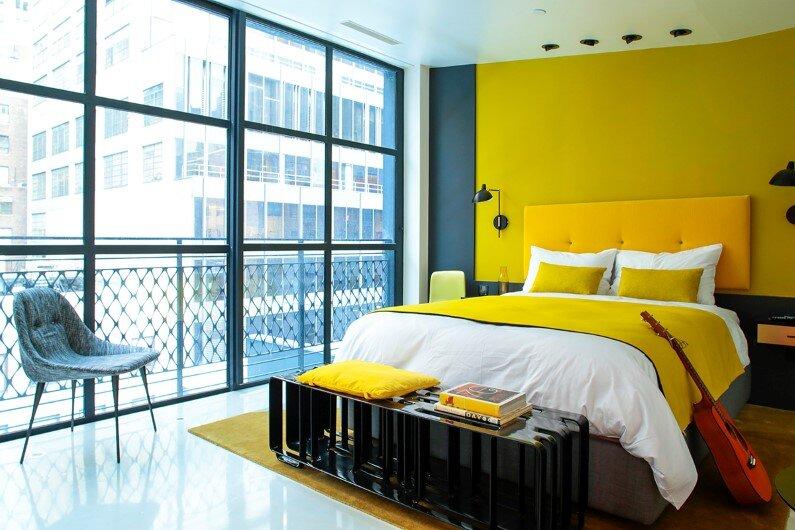 rooms hotel William- New York