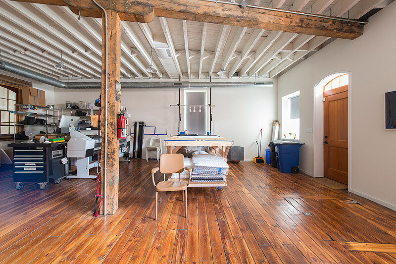 1880's warehouse turned work space