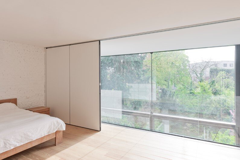 Bedroom - by Antwerp-based Sculpt IT Architecten