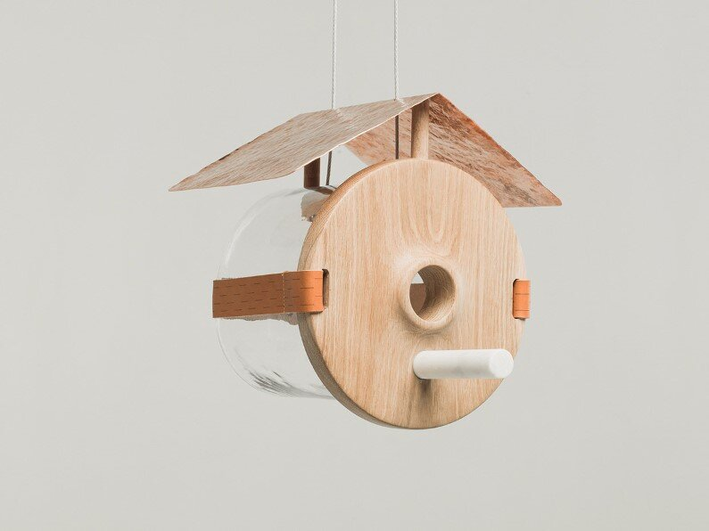 Bird house by Nikolo Kerimov, Finland