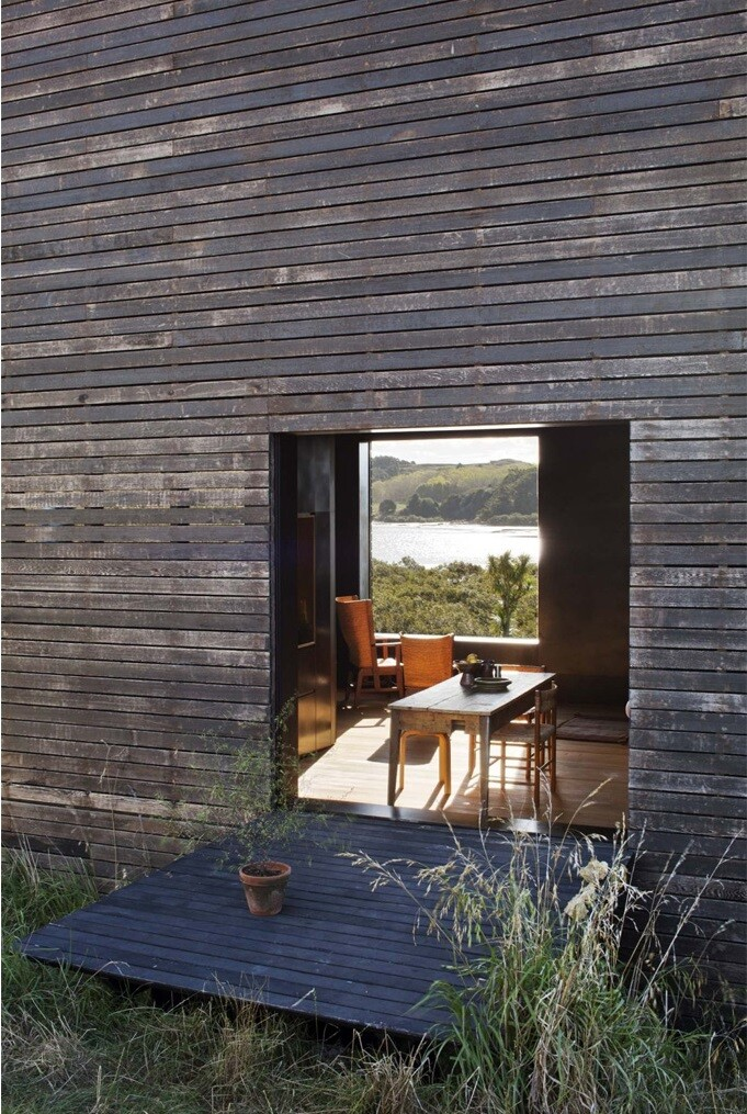 Cabin by Cheshire Architects - New Zealand