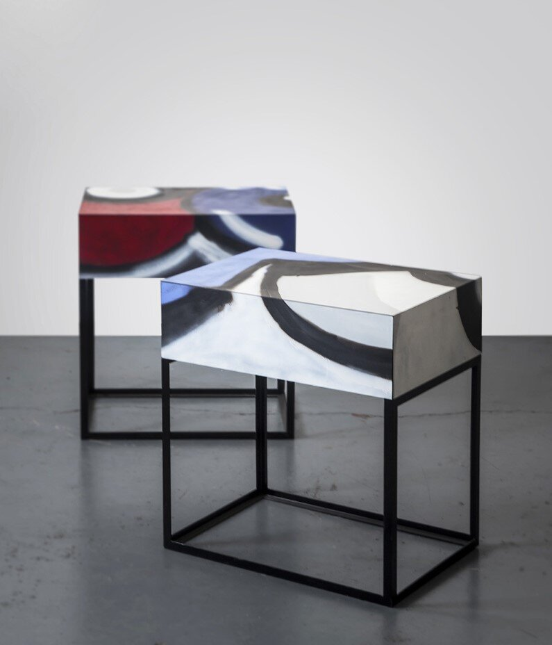 DRAWERS - unique combination of street art and furniture design