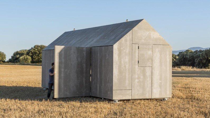Dwelling ÁPH80 - Ábaton Arquitectura
