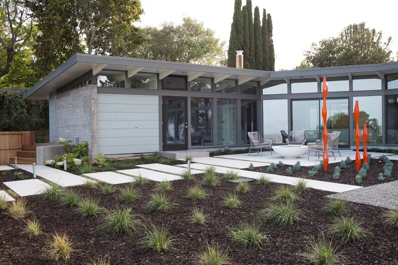 House Remodel by Klopf Architecture , Silicon Valley