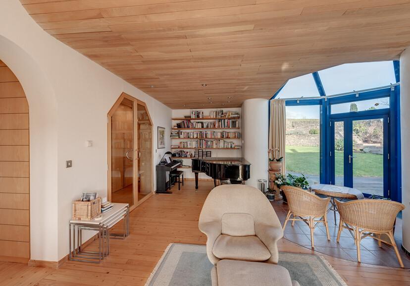 House in Cornworthy, near Totnes, Devon