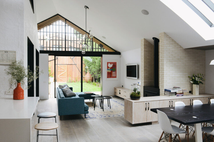 Interior architecture by MRTN Architects - Melbourne