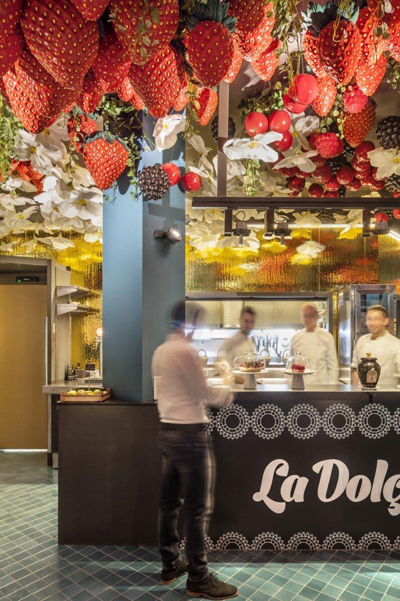 La Dolça - chefs Albert and Ferran Adrià