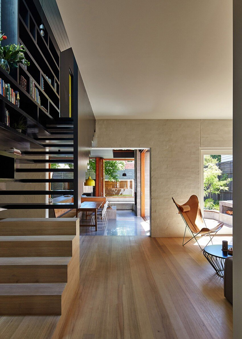 Local house in melbourne by make architecture for Home architecture melbourne