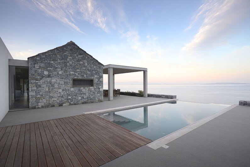 Melana House, Tyros, Greece